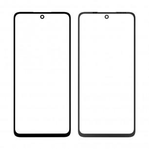 Стекло дисплея Huawei P Smart 2021 (PPA-LX2), Y7A, Honor 10X Lite, Original PRC, Black