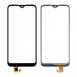 Сенсор (тачскрин) A015 Galaxy A01, M015 Galaxy M01, Black