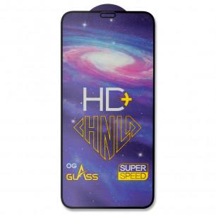 Защитное стекло Apple iPhone 11 Pro, Pro-Flexi HD Full Glue, Black