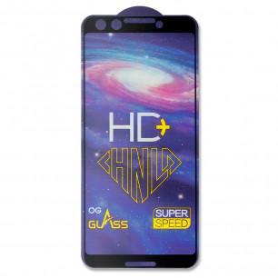 Защитное стекло Google Pixel 3, Pro-Flexi HD Full Glue, Black