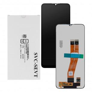 Дисплей Samsung A025 Galaxy A02s, M025 Galaxy M02s, GH81-18456A, с тачскрином, Service Pack Original