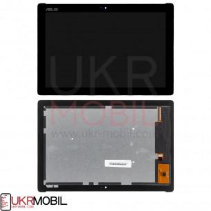 Дисплей Asus ZenPad 10 Z300M, Z300CNL,TV101WXM-NU1 с тачскрином, Black