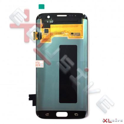 Дисплей Samsung G935 Galaxy S7 Edge, с тачскрином, Original PRC, Pink Gold, фото № 2 - ukr-mobil.com