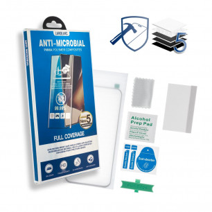 Пленка защитная полимерная Anti-Microbial для Samsung G973 Galaxy S10