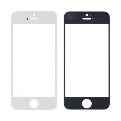 Стекло Apple iPhone 5, 5S, White - ukr-mobil.com