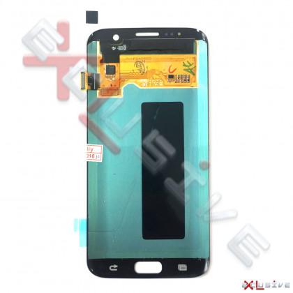 Дисплей Samsung G935 Galaxy S7 Edge, с тачскрином, Original PRC, Gold, фото № 2 - ukr-mobil.com