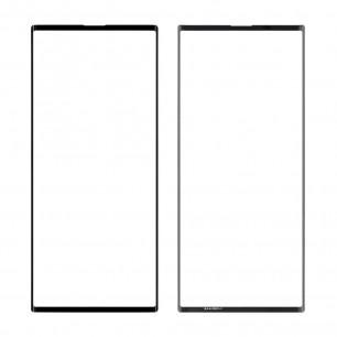 Стекло дисплея LG Wing 5G, Original, Black