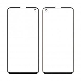 Стекло дисплея Samsung G973 Galaxy S10, Original PRC, Black