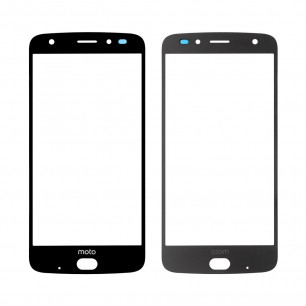 Стекло дисплея Motorola XT1789 Moto Z2 Force, Black
