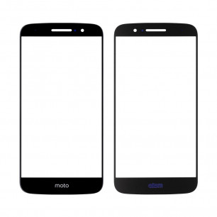 Стекло дисплея Motorola XT1662 Moto M, XT1663 Moto M, Black