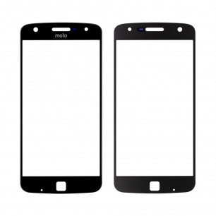 Стекло дисплея Motorola XT1635-02 Moto Z Play, Black