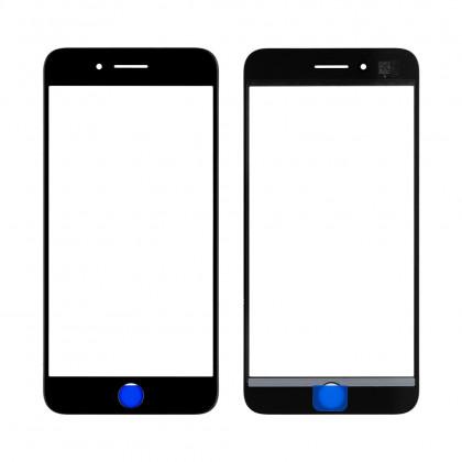 Стекло Apple iPhone 7 Plus, Black - ukr-mobil.com