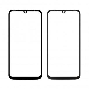 Стекло дисплея Motorola XT2019 Moto G8 Plus, Black