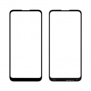 Стекло дисплея Motorola XT2045 Moto G8, Black