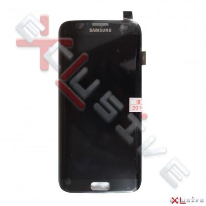 Дисплей Samsung G935 Galaxy S7 Edge, с тачскрином, Original PRC, Black Onyx, фото № 1 - ukr-mobil.com