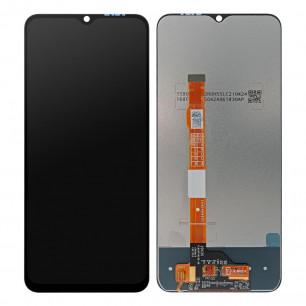 Дисплей Vivo Y31, с тачскрином, Original PRC, Black