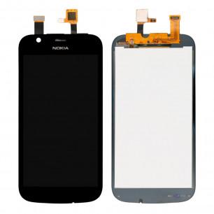 Дисплей Nokia 1 Dual Sim TA-1047, с тачскрином, Black