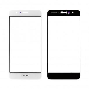 Стекло дисплея Huawei Honor 8 FRD-L09, FRD-L19, White