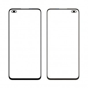 Стекло дисплея OnePlus Nord, Original, Black