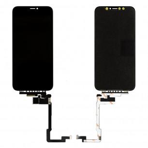 Стекло дисплея Apple iPhone X, с тачскрином, Copy