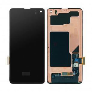 Дисплей Samsung G973 Galaxy S10, с тачскрином, Original PRC, Black
