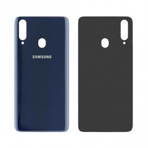 Задняя крышка Samsung A207 Galaxy A20s, Original PRC, Blue