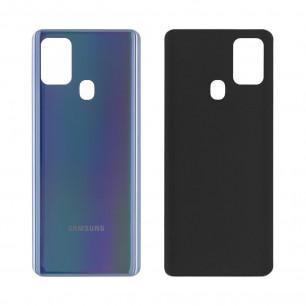 Задняя крышка Samsung A217 Galaxy A21s, Original PRC, Black