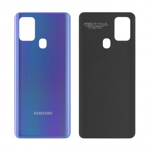 Задняя крышка Samsung A217 Galaxy A21s, Original PRC, Blue
