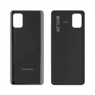 Задняя крышка Samsung A315 Galaxy A31, Original PRC, Black