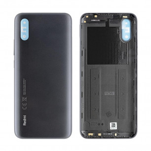 Задняя крышка Xiaomi Redmi 9A, Original PRC, Granite Gray