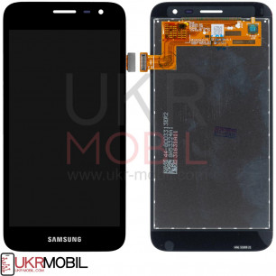 Дисплей Samsung J260 Galaxy J2 Core, с тачскрином, Black