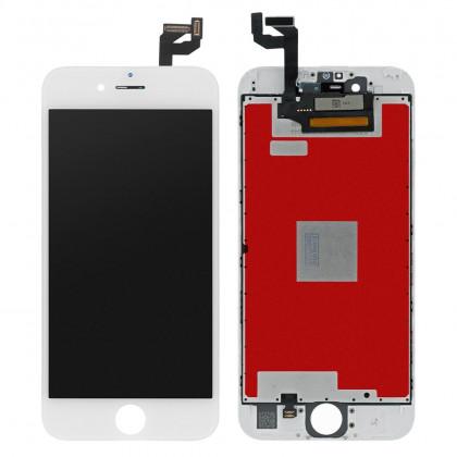 Дисплей Apple iPhone 6S, с тачскрином, High Copy, White, фото № 1 - ukr-mobil.com