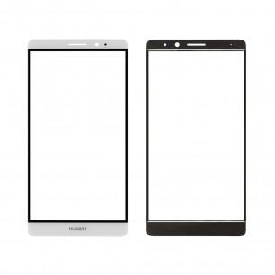 Стекло дисплея Huawei Mate 8 (NXT-L29, NXT-AL10, NXT-CL00, NXT-DL00, NXT-TL00, NXT-L09), White
