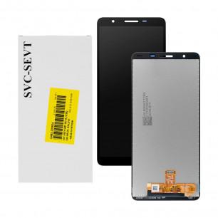 Дисплей Samsung A013 Galaxy A01, M013 Galaxy M01, GH69-33097B, с тачскрином, Service Pack Original