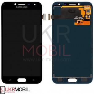 Дисплей Samsung J400 Galaxy J4 2018, с тачскрином, TFT (с регулируемой подсветкой), Black