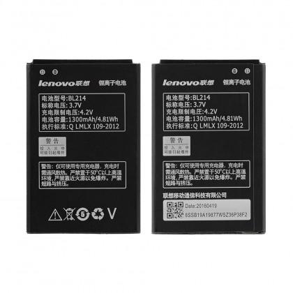 Аккумулятор Lenovo A269, A300, A308, A316, A318, A369 (BL214, BL203), фото № 1 - ukr-mobil.com