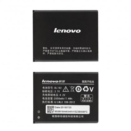 Аккумулятор Lenovo A680, A529, A590, A750 (BL192), фото № 1 - ukr-mobil.com