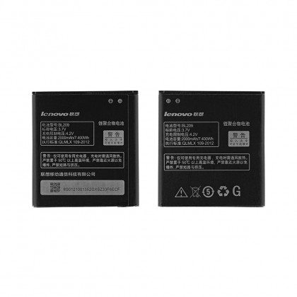 Аккумулятор Lenovo A516, A706, A760, A630e, A820e (BL209), фото № 1 - ukr-mobil.com