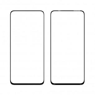 Стекло дисплея Samsung A805 Galaxy A80 2019, Original, Black