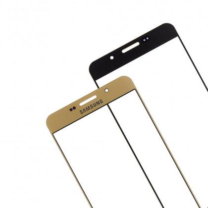 Стекло дисплея Samsung A710 Galaxy A7 (2016) Duos, Gold, фото № 4 - ukr-mobil.com