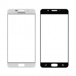 Стекло дисплея Samsung A710 Galaxy A7 (2016) Duos, White