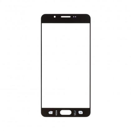 Стекло дисплея Samsung A710 Galaxy A7 (2016) Duos, Black, фото № 2 - ukr-mobil.com