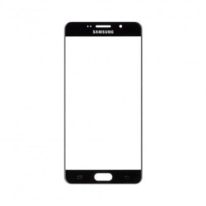 Стекло дисплея Samsung A710 Galaxy A7 (2016) Duos, Black, фото № 3 - ukr-mobil.com