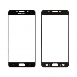 Стекло дисплея Samsung A710 Galaxy A7 (2016) Duos, Black