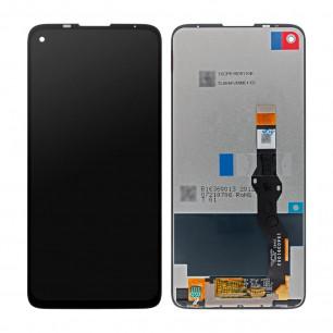 Дисплей Motorola XT2043 Moto G Pro, XT2043-4 Moto G Stylus, с тачскрином, Original PRC, Black