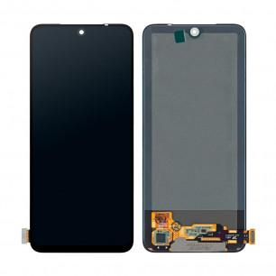 Дисплей Xiaomi Redmi Note 10 4G, Redmi Note 10S, с тачскрином, OLED, Black