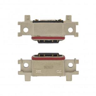 Коннектор зарядки Samsung A205 Galaxy A20, A305 A30, A405 A40, A505 A50, A705 A70, USB type C