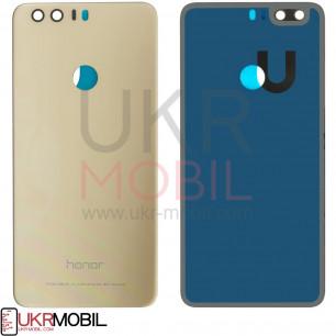 Задняя крышка Huawei Honor 8 (FRD-L09, FRD-L19), Gold