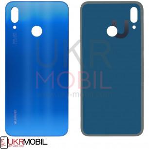 Задняя крышка Huawei P20 Lite, Nova 3e (ANE-LX1, ANE-LX3), High Copy, Klein Blue
