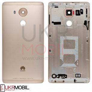 Задняя крышка Huawei Mate 8 (XT-L09, NXT-L29A), Gold